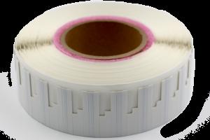 48x4x1mm U8 Flexible & Printable UHF On-metal Label RCO7026