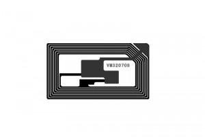 37x22mm F08 RFID HF Dry Inlay