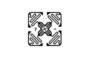 Impinj H47 UHF RFID Paper Label