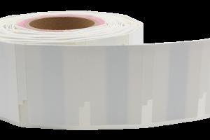 80x50x1mm  R6P Flexible & Printable UHF On-metal Label RCO7022