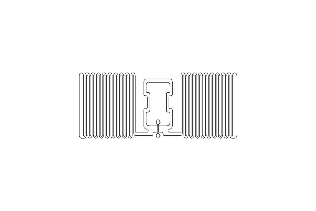 33x10mm R6/R6-P RFID UHF Dry Inlay Featured Image