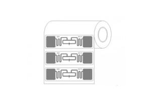 9662 Self-adhesive RFID UHF Label Sticker