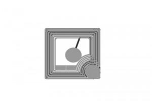 15x15mm Ntag RFID HF Dry Inlay