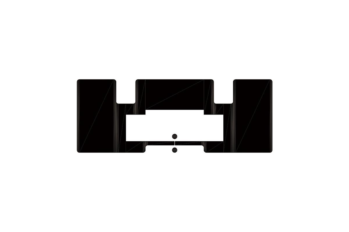 40x15mm U8 Anti Liquid UHF Dry Inlay Featured Image