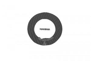 D=40mm F08 RFID HF Dry Inlay