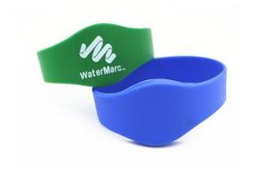 LF Silicone Wristband & Bracelet Tag