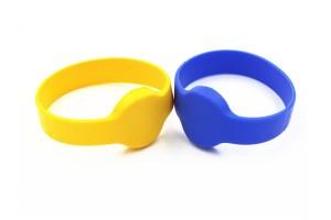 UHF Silicone Wristband