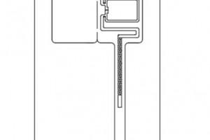 RC9017-3 UHF RFID Jewelry Tag Label