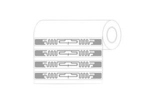 UHF 9640 Adhesive Label