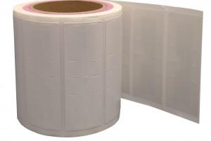 RFID UHF Tamperproof Windshield Adhesive Label