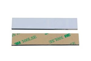 UHF Acrylic Metal Asset Tag