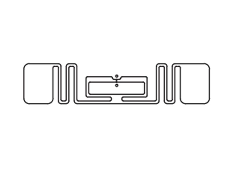 70x15mm U8 RFID UHF Dry Inlay Featured Image
