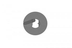 D=19mm Ntag RFID HF Dry Inlay