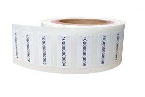 Self-adhesive UHF Paper Label