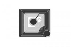 15x15mm ICODE RFID HF Dry Inlay