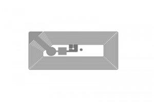 32x15mm F08 RFID HF Dry Inlay