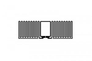 27x10mm R6/R6-P UHF RFID Dry Inlay