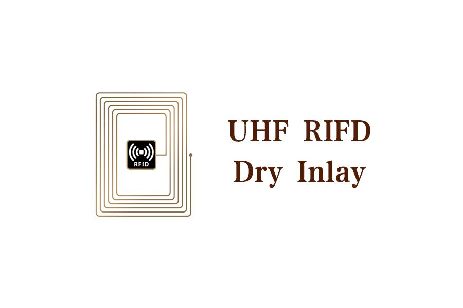 UHF RFID Dry Inlay datasheet Featured Image