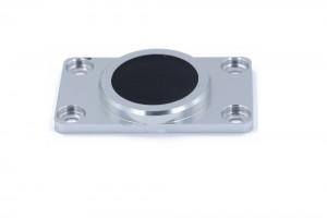 RCO8013 Metal Nameplate RFID UHF Tag