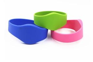 UHF Silicone Wristband/Bracelet Tag